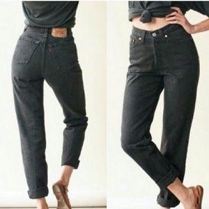 Levi's Vintage 550 High Rise Mom Jeans